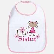 Ethnic Lil Sister Bib