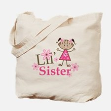 Ethnic Lil Sister Tote Bag