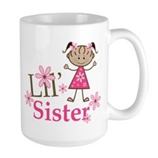 Ethnic Lil Sister Mug