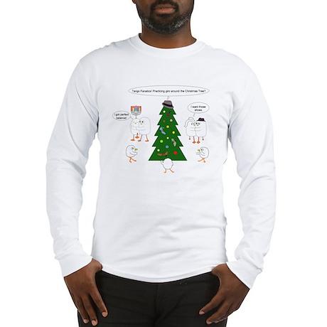 Christmas for Tango Fanatics Long Sleeve T-Shirt