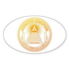 Eye of Providence 3 Decal