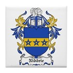 Niddrie Coat of Arms Tile Coaster
