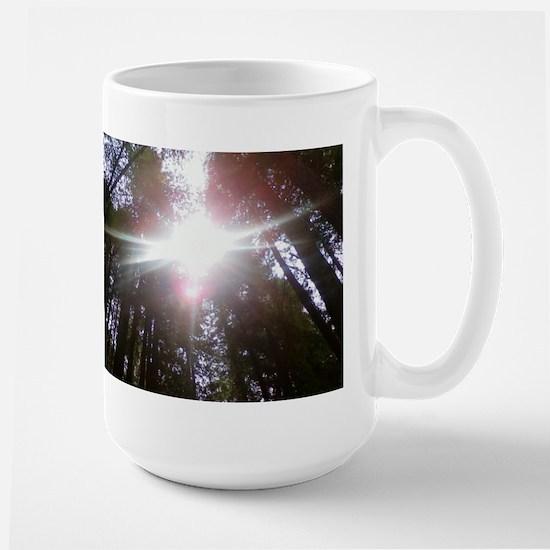 Shine Large Mug