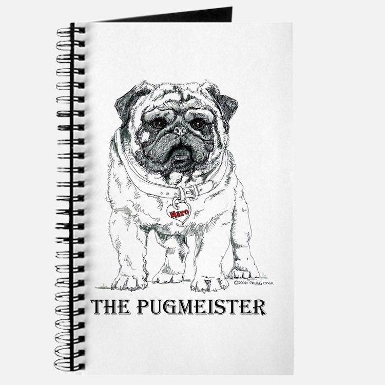 The Pugmeister Pug Journal