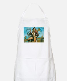 pin-up pirate Apron