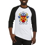 Newall Coat of Arms Baseball Jersey