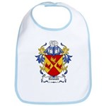 Newall Coat of Arms Bib