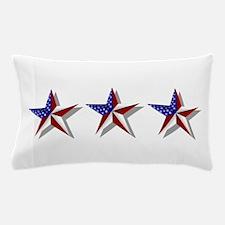 American Stars Pillow Case