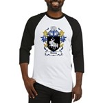 Nevoy Coat of Arms Baseball Jersey