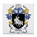 Nevoy Coat of Arms Tile Coaster