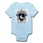 Nevoy Coat of Arms Infant Creeper