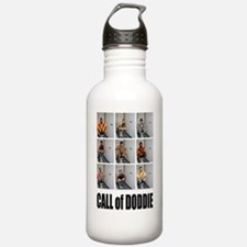 call of doodie Water Bottle