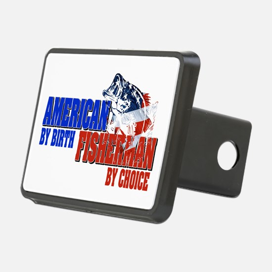 American by Birth - Fisher Hitch Cover