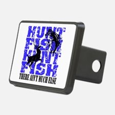 Hunt Fish Hitch Cover
