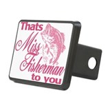Fly fishing Hitch Covers