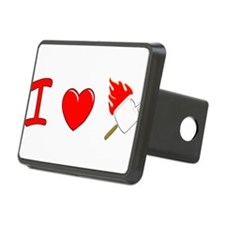 I Heart Marshmallows Hitch Cover