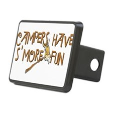Campers Have S'More Fun! Hitch Cover