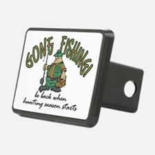 Gone Fishing - Hunting Sea Hitch Cover