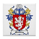 Moubray Coat of Arms Tile Coaster