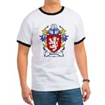 Moubray Coat of Arms Ringer T