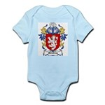 Moubray Coat of Arms Infant Creeper