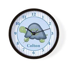 Turtle Reef Clock Colton Wall Clock