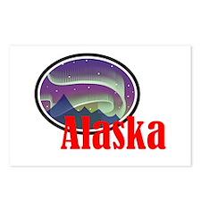 Alaska Postcards (Package of 8)