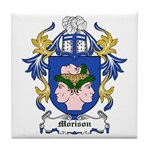 Morison Coat of Arms Tile Coaster