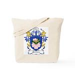 Morison Coat of Arms Tote Bag