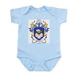 Morison Coat of Arms Infant Creeper