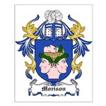 Morison Coat of Arms Small Poster