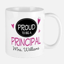 School Principal Personalized Gift Mugs