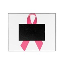 Breast Cancer Awareness Ribbon Picture Frame