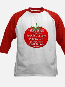 Tomato Smarts Kids Baseball Jersey