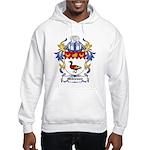 Mikieson Coat of Arms Hooded Sweatshirt