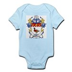 Mikieson Coat of Arms Infant Creeper