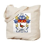 Mikieson Coat of Arms Tote Bag