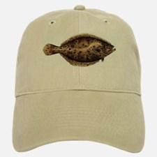 Flounder Baseball Baseball Cap