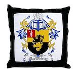 MacWhirter Coat of Arms Throw Pillow