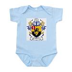 MacWhirter Coat of Arms Infant Creeper