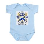 MacTurk Coat of Arms Infant Creeper