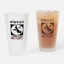WITCHES Drinking Glass