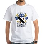 MacTaggart Coat of Arms White T-Shirt