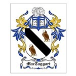 MacTaggart Coat of Arms Small Poster