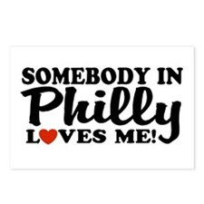 Somebody in Philly Loves Me Postcards (Package of