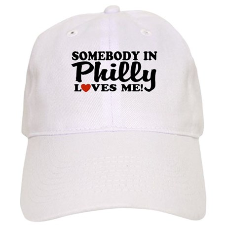 Somebody in Philly Loves Me Cap