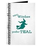Teal Witch Journal