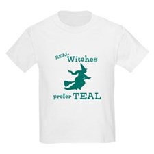 Teal Witch T-Shirt