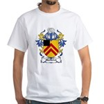 MacLeish Coat of Arms White T-Shirt