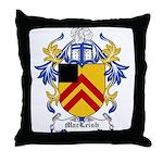 MacLeish Coat of Arms Throw Pillow